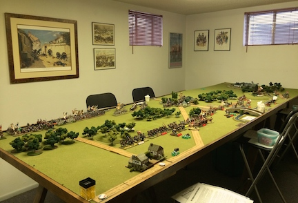 Wargame Table Design Blog Page